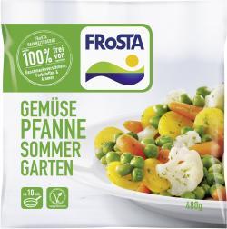 Frosta Gemüse Pfanne Sommergarten  (480 g) - 4008366007011