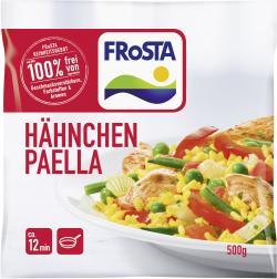 Frosta Hähnchen Paella nach Valencia Art  (500 g) - 4008366008704