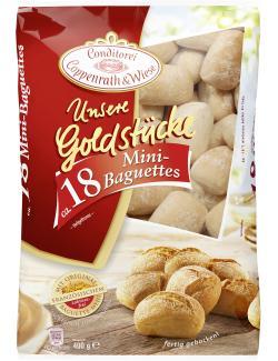 Coppenrath & Wiese Unsere Goldstücke Mini-Baguettes  (400 g) - 4008577006131