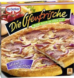 Dr. Oetker Die Ofenfrische Salami-Zwiebel  (425 g) - 4001724005957