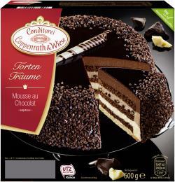 Coppenrath & Wiese Torten-Träume Mousse au Chocolat  (600 g) - 4008577001907