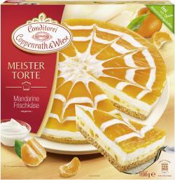 Coppenrath & Wiese Meistertorte Mandarine-Frischkäse  (1,10 kg) - 4008577006681