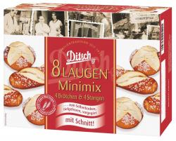Ditsch Laugen Minimix  (8 x 50 g) - 4005975001461
