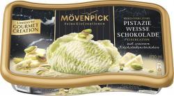 Mövenpick Eis Pistazie Weiße Schokolade  (850 ml) - 7613034049919