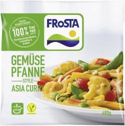 Frosta Gemüse Pfanne Asia Curry  (480 g) - 4008366009336