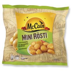 McCain Mini Rösti  (600 g) - 8710438092165