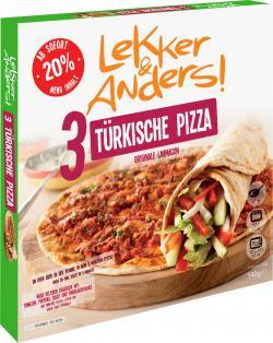 Mekkafood Lahmacun Türkische Pizza  (450 g) - 4026279981105