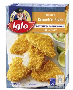 Iglo Filegro Crunch