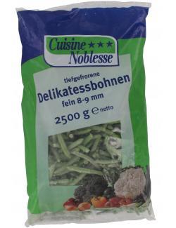 Cuisine Noblesse Delikatessbohnen  (2,50 kg) - 4306283120265