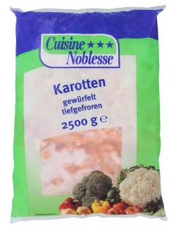 Cuisine Noblesse Karotten gewürfelt  (2,50 kg) - 4306283120517