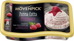 Mövenpick Eis Panna Cotta Himbeere  (850 ml) - 7613034499080