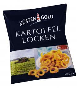 Küstengold Kartoffel Locken  (450 g) - 4250426213898