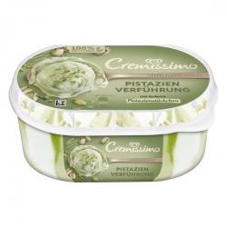 Cremissimo Pistazie und Vanilla Eis  (900 ml) - 8712100700415