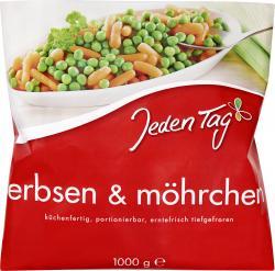 Jeden Tag Erbsen & Möhren  (1 kg) - 4306188340140