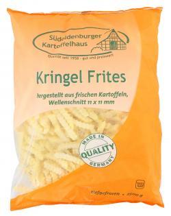 Südoldenburger Kartoffelhaus Kringel Frites  (2,50 kg) - 4006934122005