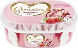 Cremissimo Erdbeer-Baiser Eis  (900 ml) - 8712100699948