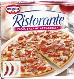Dr. Oetker Ristorante Pizza Arrabbiata  (370 g) - 4001724017899