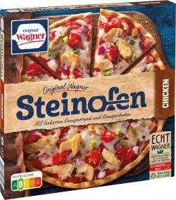 Original Wagner Steinofen Pizza Chicken  (350 g) - 4009233003624