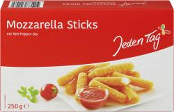 Jeden Tag Mozzarella Sticks  (250 g) - 4306188341482