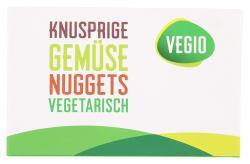 Vegio Knusprige Gemüse Nuggets  (255 g) - 4250780318307
