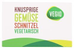 Vegio Knusprige Gemüse-Schnitzel  (300 g) - 4250780318246