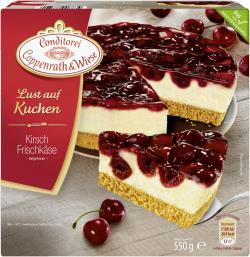 Coppenrath & Wiese Lust auf Kuchen Kirsch-Frischkäse  (550 g) - 4008577006834