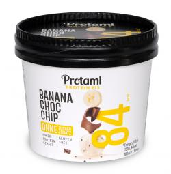 Protami Premium Protein Eis Banana Chocolate Chip  (180 ml) - 4260443950157