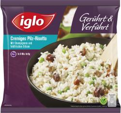 Iglo Gerührt & Verführt Cremiges Pilz-Risotto  (450 g) - 4250241206990
