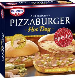 Dr. Oetker Pizzaburger Hot Dog  (370 g) - 4001724020929