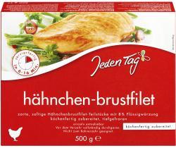 Jeden Tag Hähnchenbrust-Filet  (500 g) - 4306188820154
