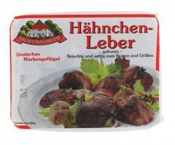 Gräfendorfer Hähnchen-Leber  (500 g) - 4013884000109