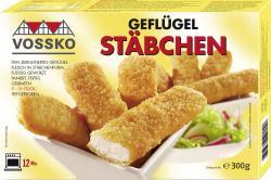 Vossko Geflügelstäbchen  (300 g) - 4004155015359