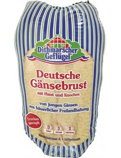 Dithmarscher Gänsebrust  (1,30 kg) - 4028328130236
