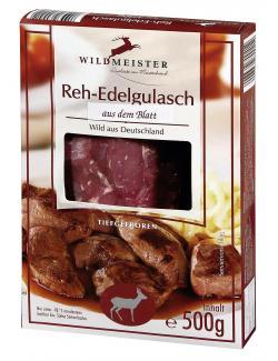 Wildmeister Reh-Edelgulasch  (500 g) - 4043362700412