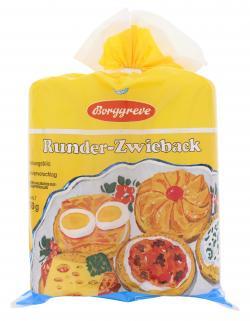 Borggreve Runder-Zwieback  (250 g) - 4006529001012