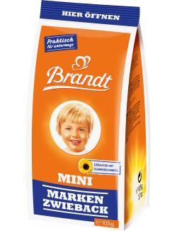 Brandt Mini Zwieback Klassik  (105 g) - 4013752048547
