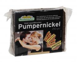 Mestemacher Pumpernickel  (250 g) - 4000446001025