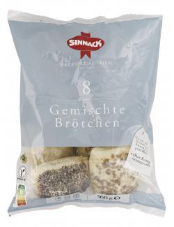 Sinnack Gemischt bestreute Brötchen  (560 g) - 4009097032082
