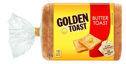 Golden Toast Butter Toast  (250 g) - 4009249001041