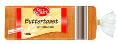 Kornmark Buttertoast  (500 g) - 4009249002086