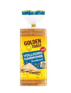 Golden Toast Vollkorn Sandwich  (750 g) - 4009249002420