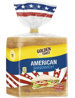 Golden Toast American Sandwich  (375 g) - 4009249007135