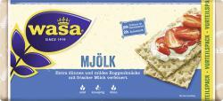 Wasa Mjölk  (460 g) - 4000611010258
