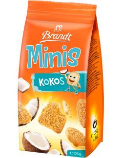 Brandt Mini Zwieback Kokos  (125 g) - 4013752048301