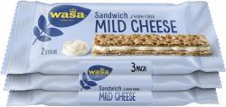 Wasa Sandwich Mild Cheese  (90 g) - 7300400127448