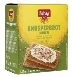 Schär Knusperbrot dunkel  (125 g) - 8008698011294
