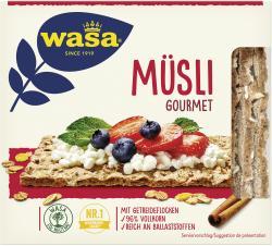 Wasa Müsli Gourmet  (220 g) - 7300400481458