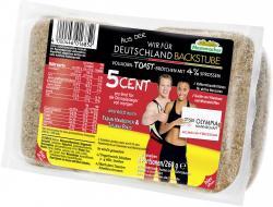 Mestemacher Toastbrötchen mit 4% Sprossen  (260 g) - 4000446016852