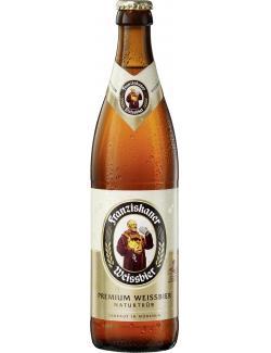 Franziskaner Weissbier naturtrüb  (500 ml) - 4072700001126