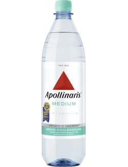 Apollinaris Mineralwasser medium  (1 l) - 4100590154209